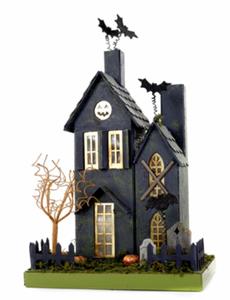 Bilde av Cody Foster - Haunting Halloween House